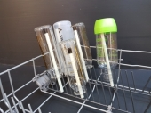 Glashalter / Gläserhalter für Spülmaschine / Geschirrspüler
