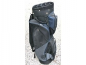 B-Ware: blaues Golfbag