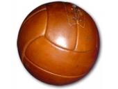 Fußball Retro-Look