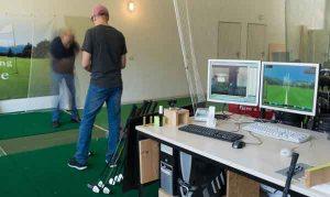 Golfschwung - Golftraining