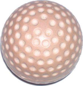 Geschichte des Golfballs