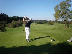 golfschwung golfschläger